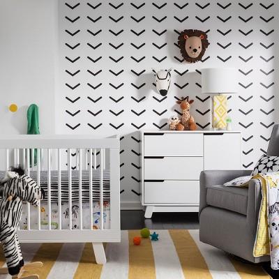 safari nursery room