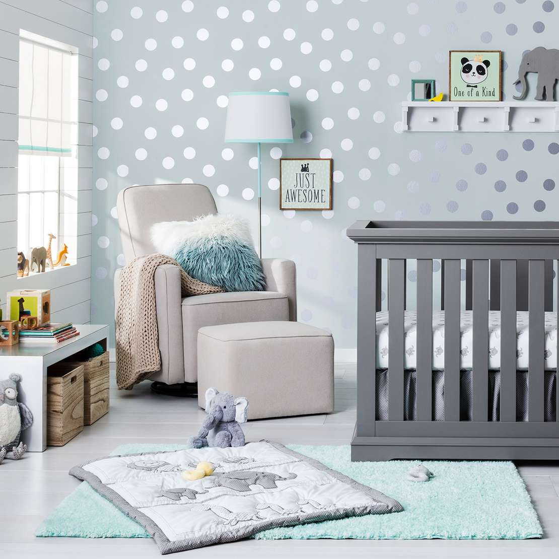 Nursery ideas inspiration target for Room decoration items