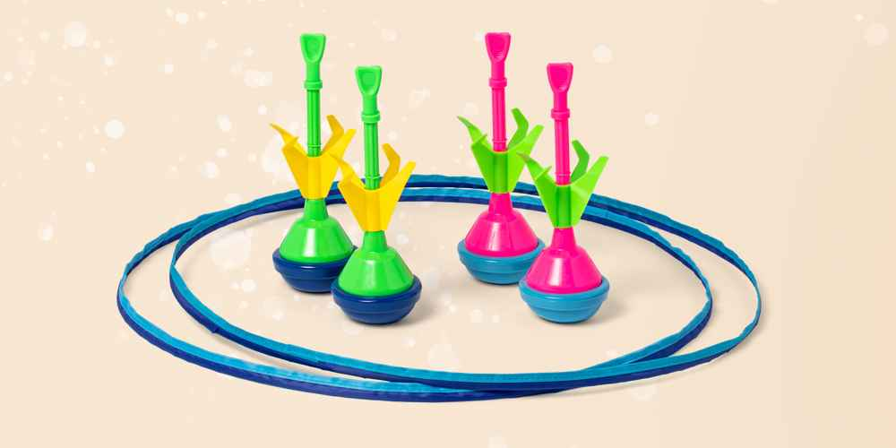 Lawn Darts with Caddy Game Set - Sun Squad™