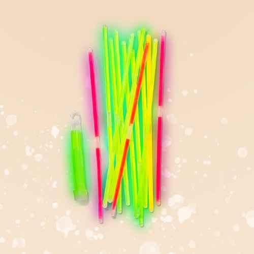 100ct Party Favor Glow Sticks' Pack - Spritz™
