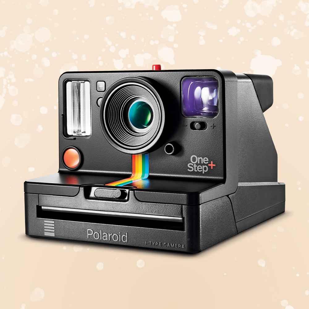 Polaroid OneStep+ Camera (9010) Black