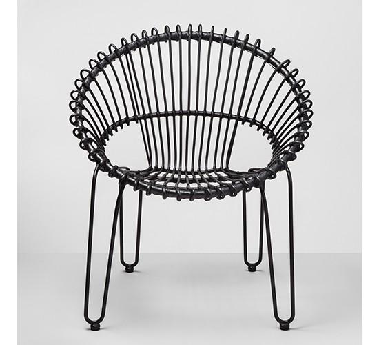 Bucket Chair - Black - Opalhouse™