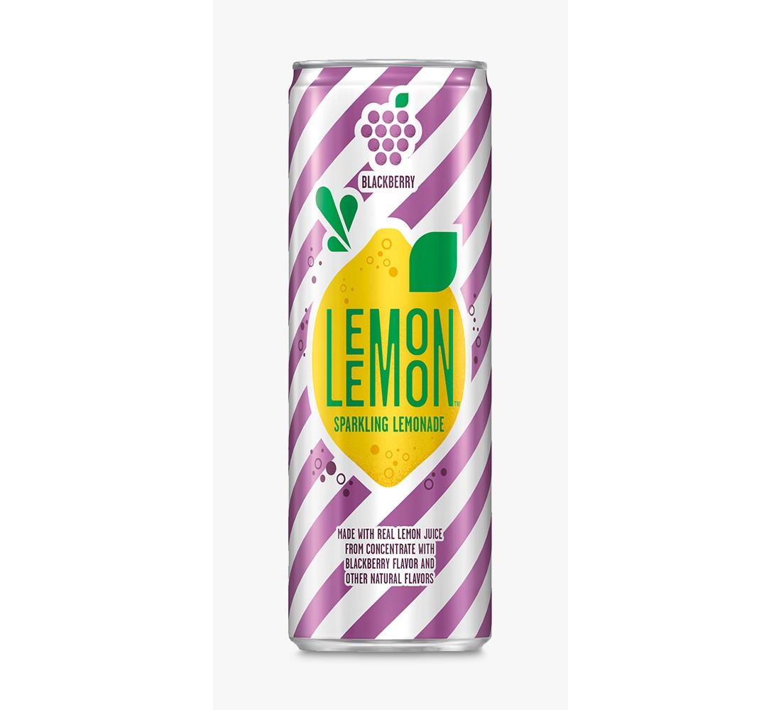 Lemon Lemon Blackberry Lemonade - 12 fl oz Can