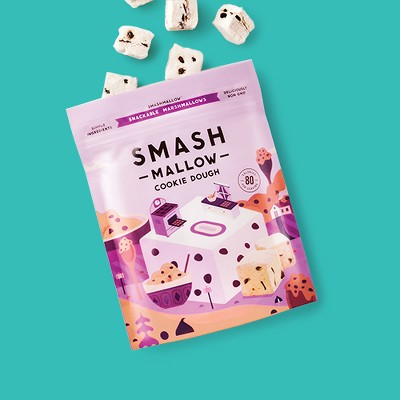 Smashmallow Cookie Dough - 4.5oz