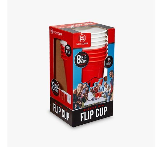 Little Kids Wicked Big Flip Cup