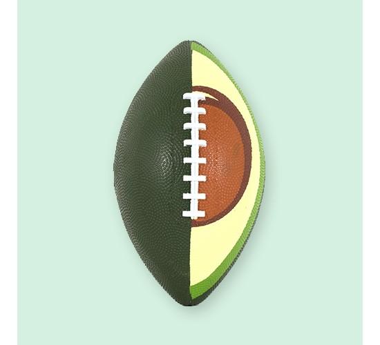 Wemco™ Avocado Football Sports Balls