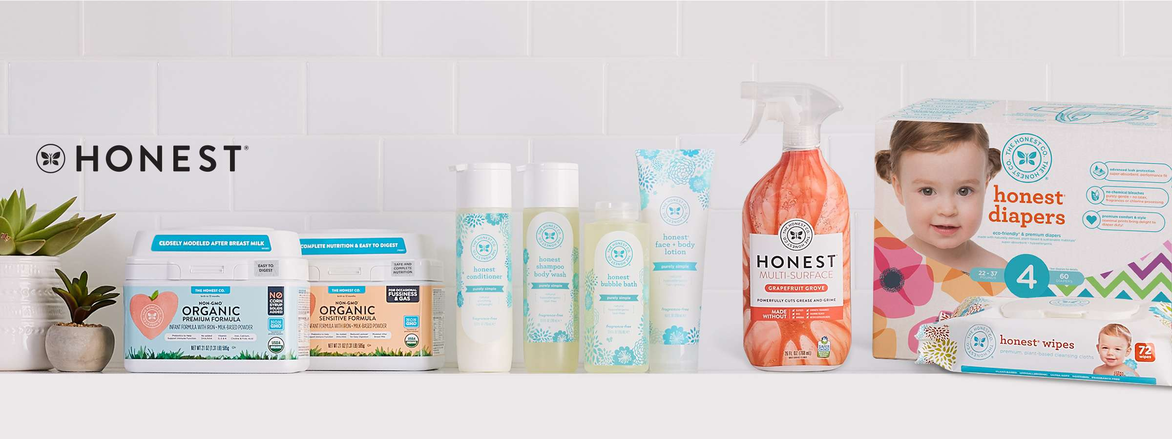 The Honest Company Target
