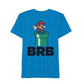 ebfcc290 Super Mario : Target