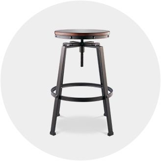 Dark Cherry Bar Amp Counter Stools Target