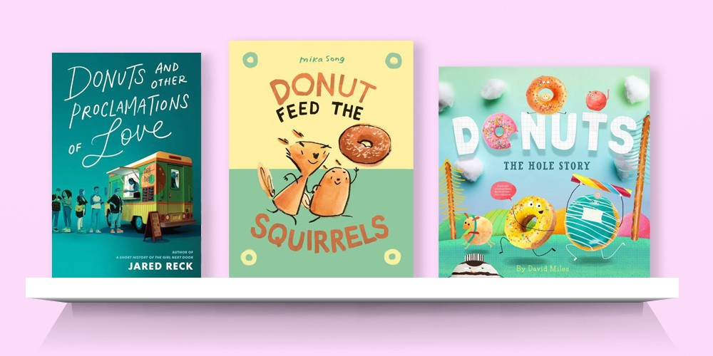 Donut Feed the Squirrels - (Norma and Belly) by  Mika Song (Hardcover), Donuts - by  David W Miles (Hardcover)