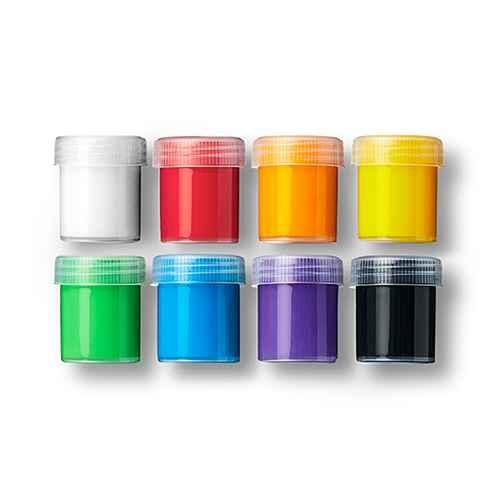 8ct Satin Acrylic Paints - Mondo Llama™