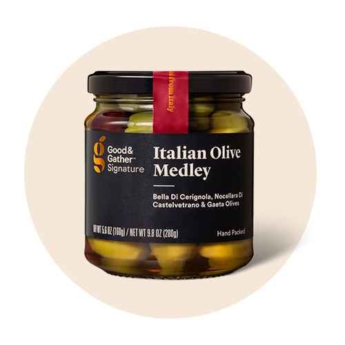 Signature Italian Olive Collection - 9.8oz - Good & Gather™