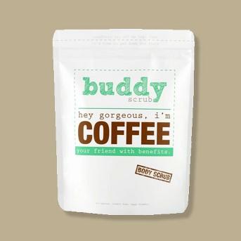 Buddy Scrub Coffee Body Scrub - 7.05oz