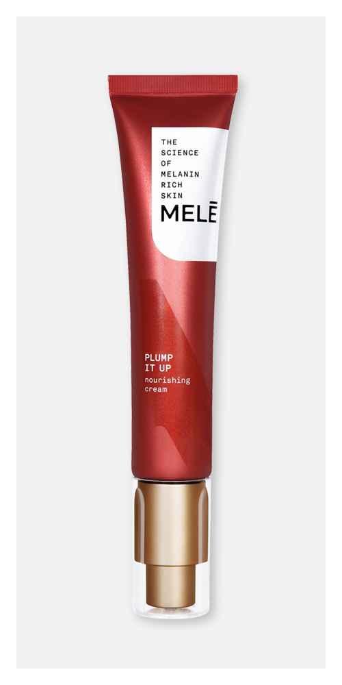 MELE Plump It Up Nourishing Facial Cream for Melanin Rich Skin - 1.35 fl oz