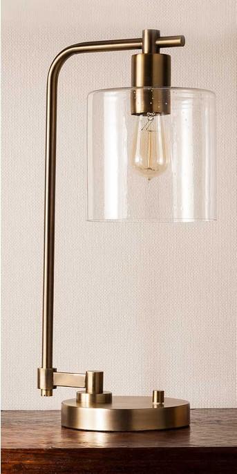 Hudson Industrial Desk Lamp - Threshold™