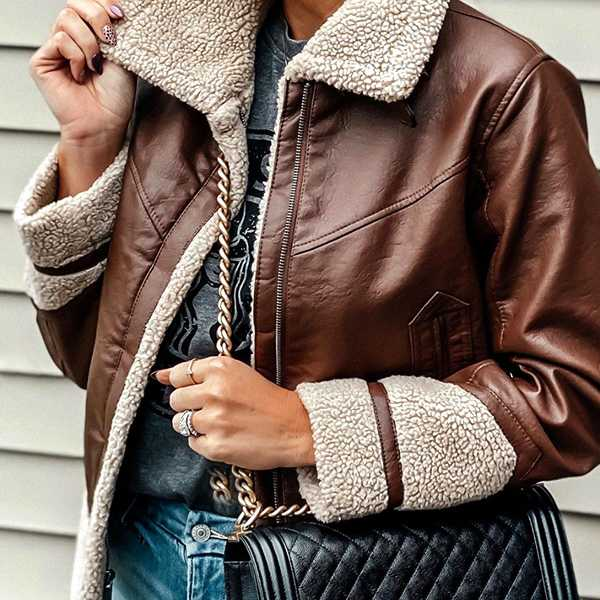 One of the best things about fall? Jackets, jackets, jackets!
