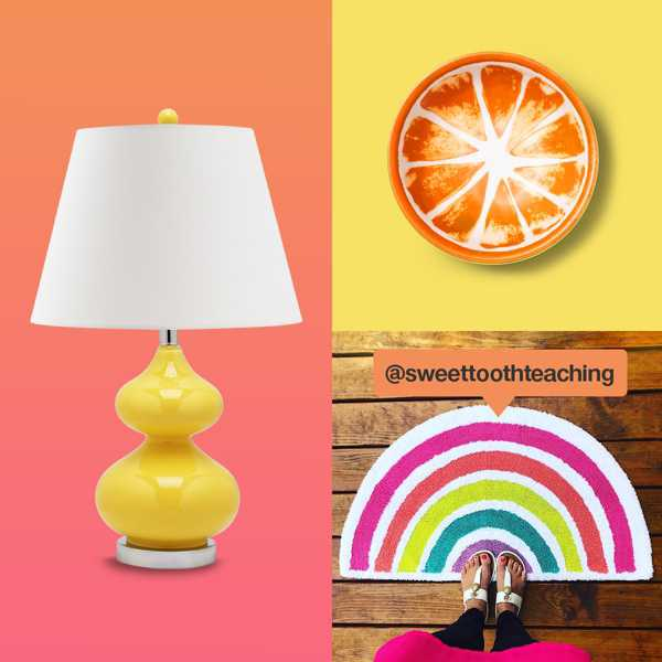Cheerful picks that just make us smile.