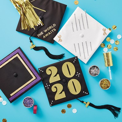 Congratulate your grad with an entire day of celebrations.