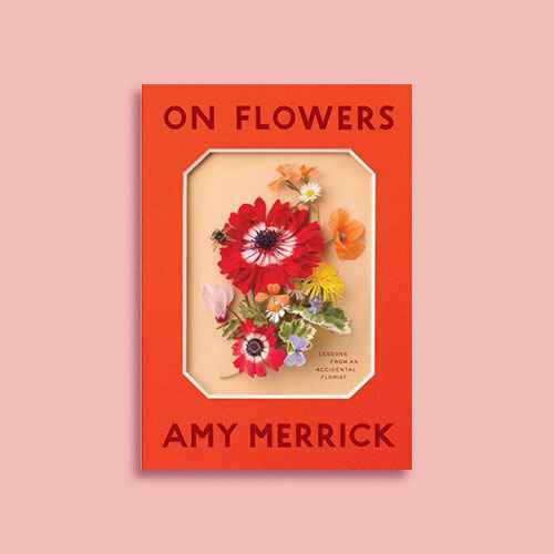 On Flowers - by  Amy Merrick (Hardcover)