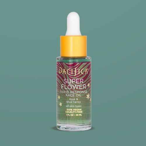Pacifica Super Flower Rapid Response Face Oil - 1 fl oz