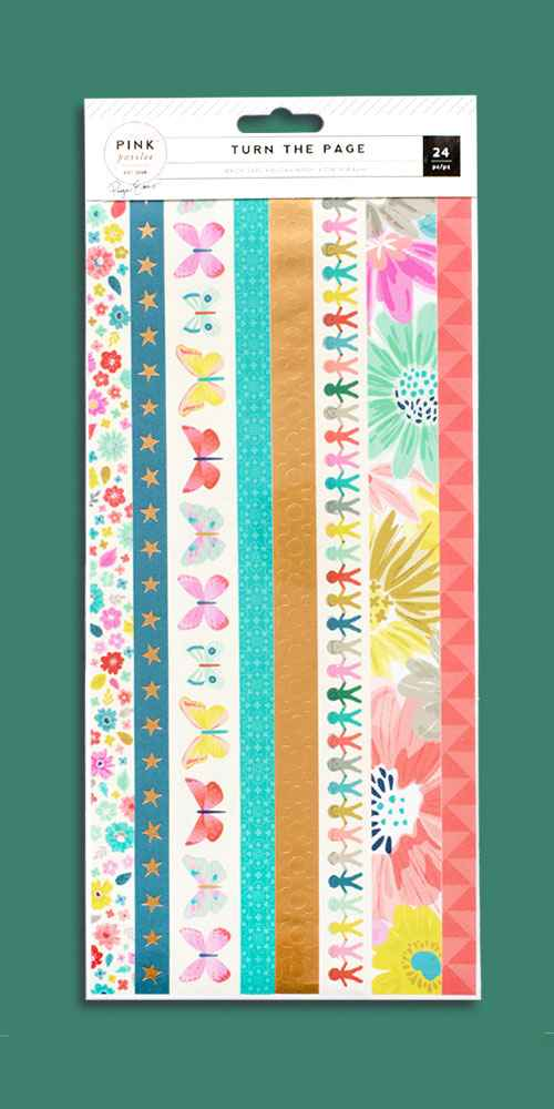 24 Page Turn the Page Stickers - American Crafts