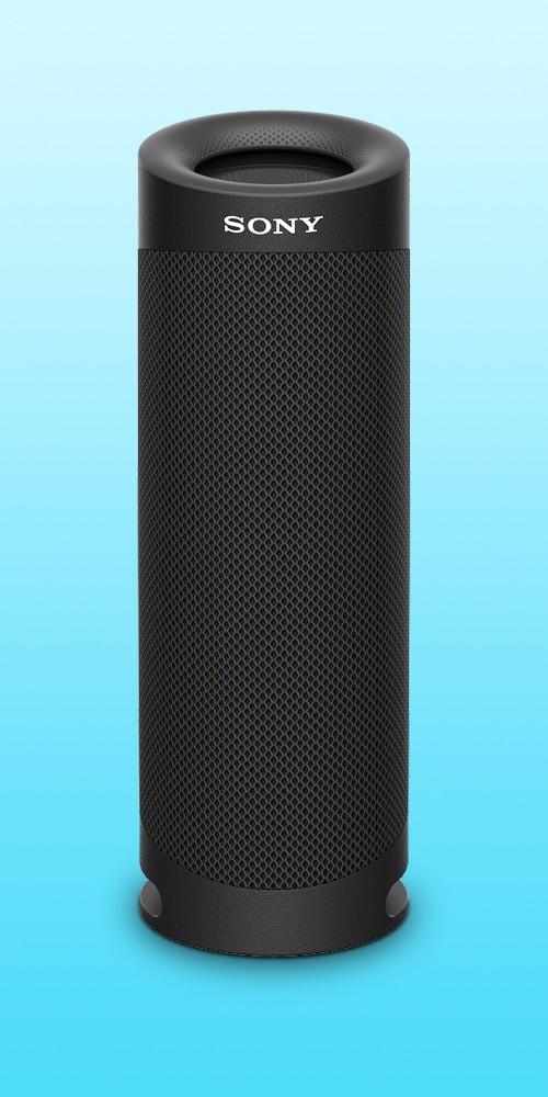 Sony SRSXB23 EXTRA BASS Wireless Portable BLUETOOTH IP67 Waterproof Speaker – Black