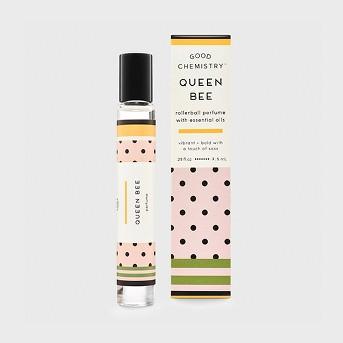 Queen Bee by Good Chemistry Eau de Parfum Women's Rollerball - .25 fl oz.
