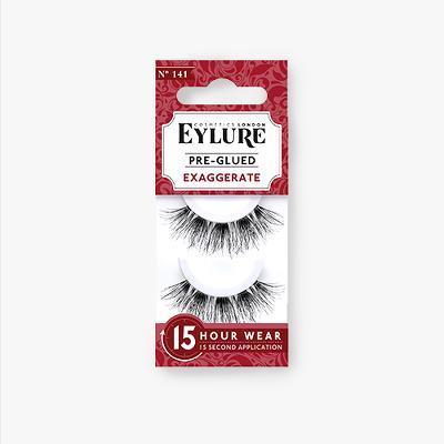 Eylure False Eyelashes Pre-Glue Dramatic 141 - 1pr