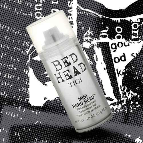 TIGI Bed Head Mini Hard Head Hairspray - 3.0oz