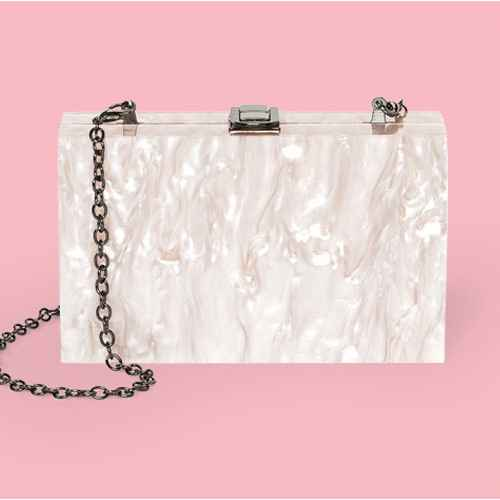 Rectangle Pearl Mini Clutch - A New Day™