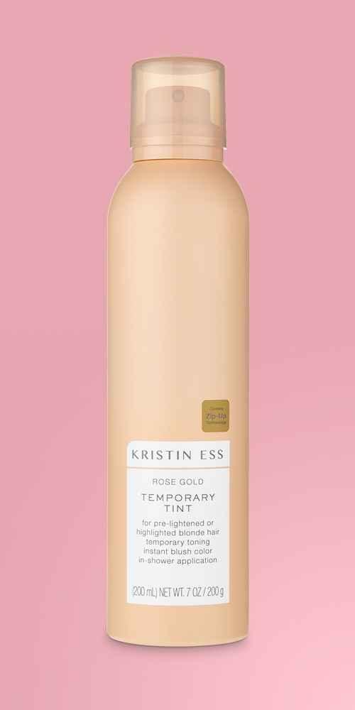 Kristin Ess Rose Gold Temporary Tint - 7oz