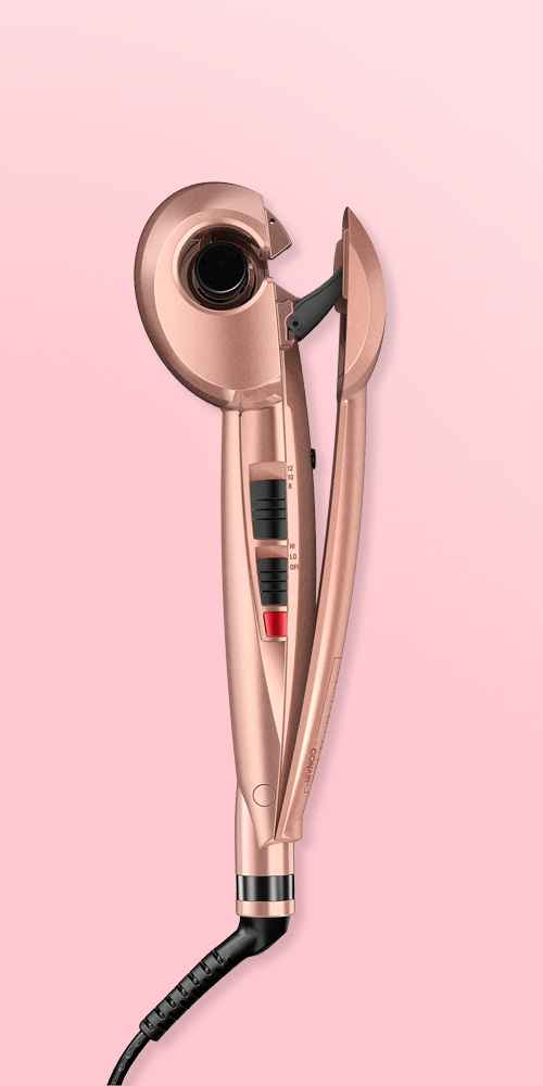 InfinitiPro by Conair Professional Rose Gold Curl Secret - 1ct