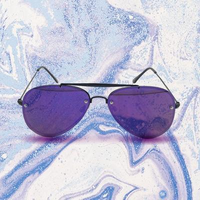 Women's Aviator Sunglasses - Wild Fable™ Black