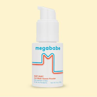 Megababe Bust Dust Anti-Breast-Sweat Spray - 3oz