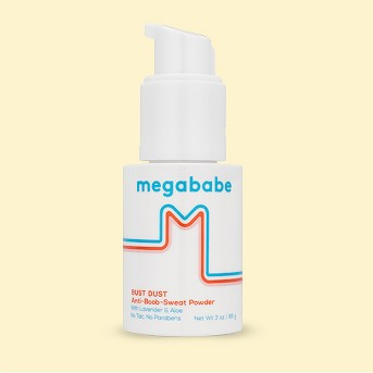 Megababe Bust Dust Anti-Breast-Sweat Spray - 3oz