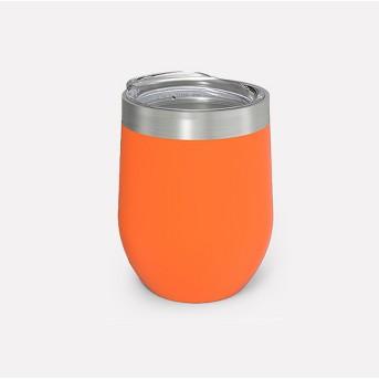 Zak Designs 11.5oz Double Wall Tumbler - Orange