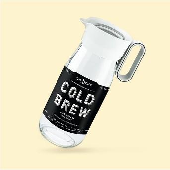 Zing Flip Cold Brew Lidded Tumbler 48oz