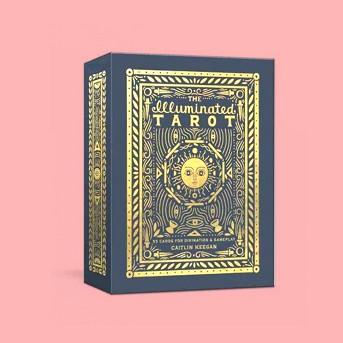 Illuminated Tarot : 53 Cards for Divination & Gameplay (Caitlin Keegan)