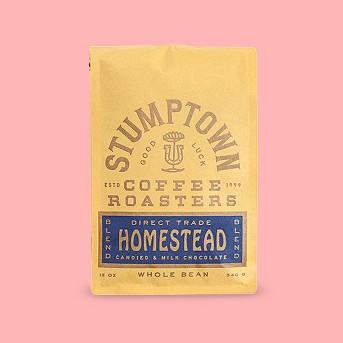 Stumptown Homestead Medium Roast Whole Bean Coffee - 12oz