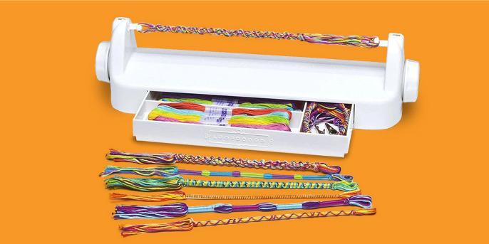 Loopdedoo Friendship Bracelet Loom Kit