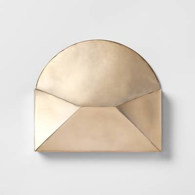 Decorative Gold Envelope 2 X 10.5 X 12 - Project 62™