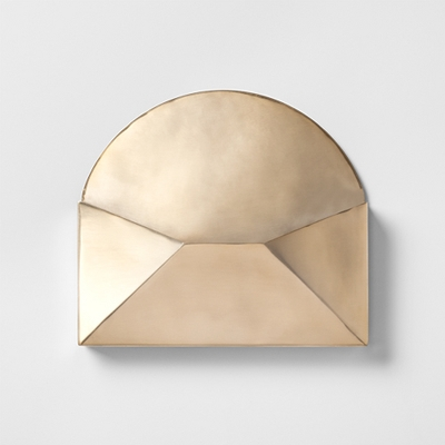 Decorative Gold Envelope 2 X 10.5 X 12 - Project 62™