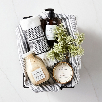 Modern Farmhouse Guest Essentials Basket Collection - Hearth & Hand™ with Magnolia