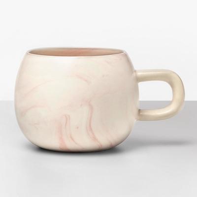 10.3oz Stoneware Marbleized Mug - Project 62™
