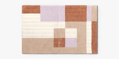 2'X3' Woven Color Block Accent Rug Pink - Project 62™