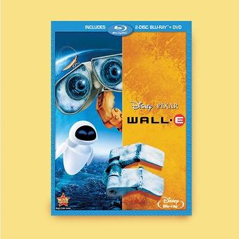 Wall-E [2 Discs] [Blu-ray/DVD]