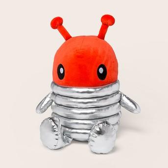 Alien Suit Figural Throw Pillow - Pillowfort™