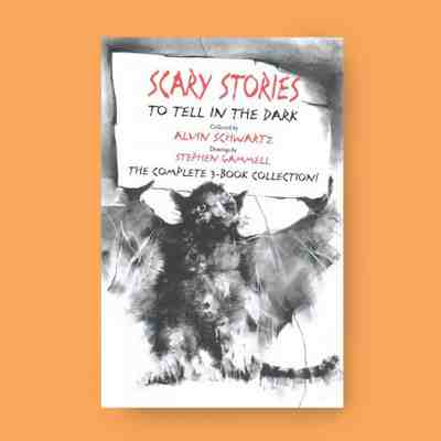 Scary Stories : The Complete 3-Book Collection (Revised) (Paperback) (Alvin Schwartz)