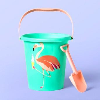 Flamingo Sand Toy - Sun Squad™