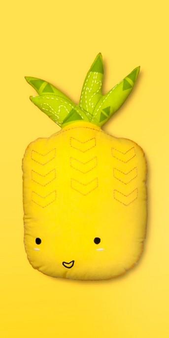 Pineapple Throw Pillow 20